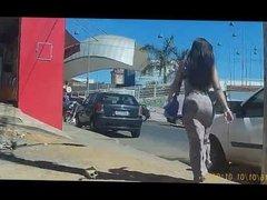 RABUDA DE VESTIDO (BIG ASS IN DRESS) 238
