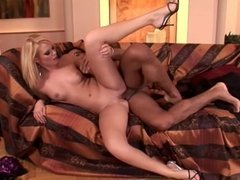 Blondes look good on blacks - Scene 3 - DDF Productions