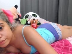 Teen Mastturbation With Toy
