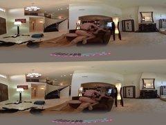 SexLikeReal-Nikki's Giving You a Raise (Voyeur) VR360 30 FPS