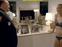Yvonne Strahovski Nude Scene In Louie Series -  ScandalPlanetCom