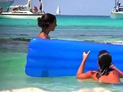 Huge Tits Mature Teens Bikini Beach Topless Spy Compilation