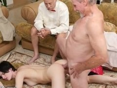 girl fucked by old man first time