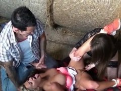 Stable Girl used by Her Masters