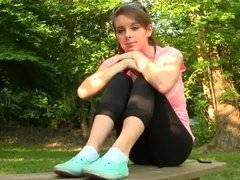 1080p Amy Keds soles up PREVIEW