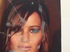Cum Tribute - Jennifer Lawrence