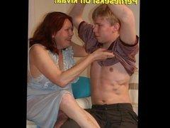 Slideshow with Finnish Captions: Mom Marta 2