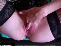 Yehawww! Hot CowGirl Fucking by Canadian MILF, Shanda Fay!