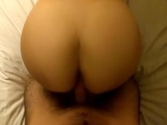 Rubia le gusta el sexo anal
