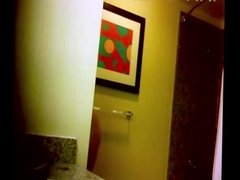 Hotel Hottie Exposed Hidden Cam Clip