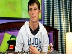 Castrated gay twink boy first time As if