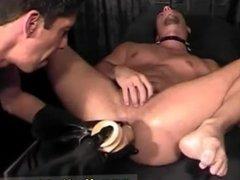 Jock physical gay tube The dildo was