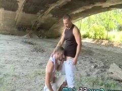 Asia gay boy medical exam public Highway