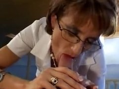 British MILF Wants To Use Him Again At Another Time