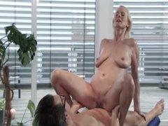 Tina Enjoys Her Dirty Massage