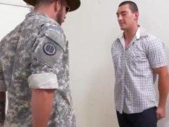 Naked latino military men xxx gays shitting