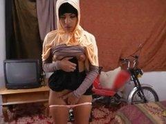 Muslim porn xxx arab creampie Desert Rose,