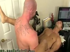 Gay porn muscle black men mp4 Pervy boss