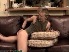 Boys who like spanking hot old gay man