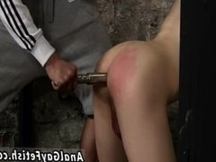 Bondage movies male gay first time Calvin