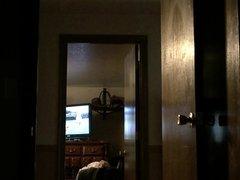 BBW Wife spy cam