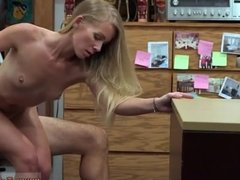 Teen creampie black cock Blonde silly tries