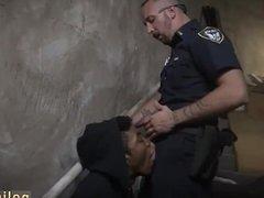 Gay police bj movie and fun cop fucks boy