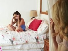 When Girls Play -  I'll Make You Feel Good, Charlotte Stokely and Dillion H