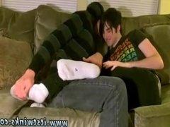 Castration twink gay porn xxx Aron seems