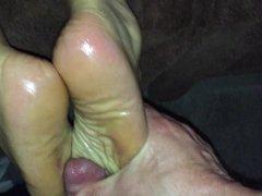 Foot Slut Allison 2
