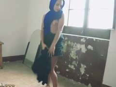 Arab girl takes black cock Anything to Help