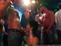Blowjob movie cum swallow gay a smile--that