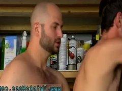 Gay hitchhiker big cock suck rim xxx Joe is