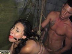 Cross bondage and dildo anal hd brutal Teen
