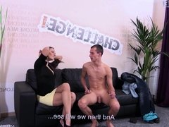 Melonechallenge - Mea Melone enjoy skinny dude & cum on ass