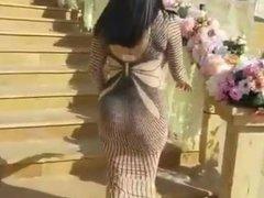 Arab Star Rola Yammout Big Beautiful Ass