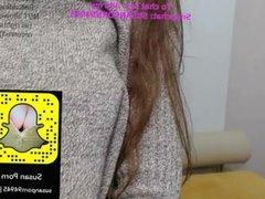 Toys show Snapchat: SusanPorn94945