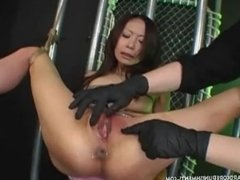 Japanese Teen BDSM Sex With Squirting Orgasms