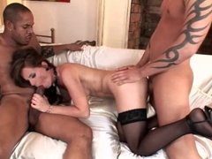 Black on White 2 - Scene 2 - DDF Productions
