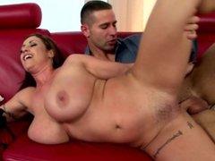 Big Tits love Big Dicks - Scene 3 - DDF Productions