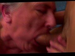 She makes my dick hard -cut 2  (#granny,oma, grandma)