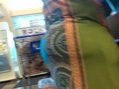 Wide hips MILF (Upskirt) vs BBW Cashier VPL