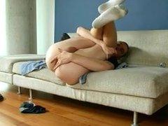 Big Dick Boy Shows Hungry Hole