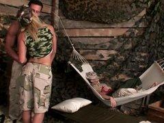 Women In Uniform - Scene 4 - DDF Productions
