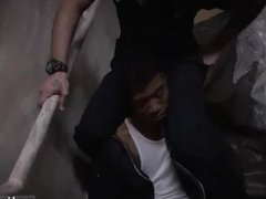 Police young gay big cock first time