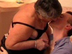 The Ultimate Pleasure.Cut 2 (#granny, #grandma, #oma)