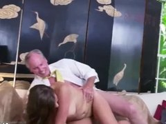 Anal white cock Ivy impresses with her