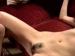Retro Slut Gets 3 Cock Workout
