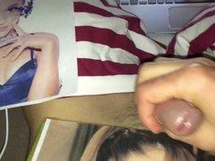 Ariana Grande Cum Tribute 34