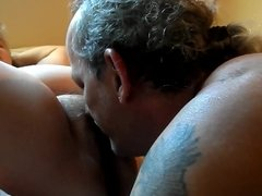 BBC Breeds my wife, she tells me to eat the creampie